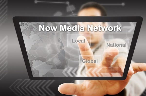 Local, National and Global Media Network